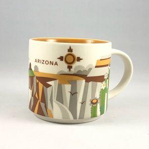 "Arizona Starbucks ""You Are Here"" Series Mug"